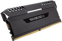 16GB RAMKit 2x8GB DDR4 3200MHz 2x288Dimm Unbuffered 16-18-18-36 Vengeance LPX Black Heat Spreader 1,35V