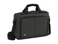"WENGER / SWISS GEAR Source 14"" Laptop Briefcase Gray"
