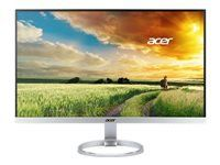 "ACER 27"" 4K LED H277HKsmipuz 3840x2160 IPS, 4ms, 100m:1, Speakers, HDMI/ DP/ USB-C (UM.HH7EE.026)"