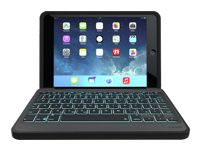 ZAGG / INVISIBLESHIELD ZAGG Rugged folio iPad mini & iPad mini with retina display nordic layout (IM2RGK-BB0)