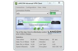 UPGRADE ADVANCED VPN CLIENT (WIN 1 LICENCE)           IN LICS