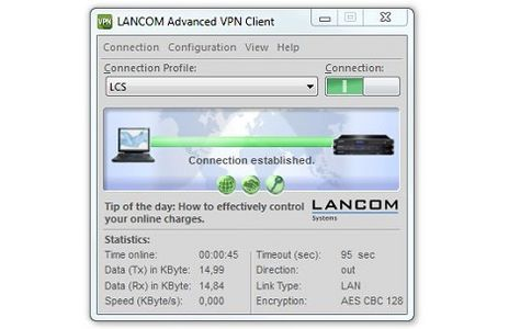 LANCOM ADVANCED VPN CLIENT (WIN 25 LICENCES BULK)           IN LICS (61602)