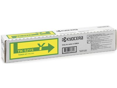 KYOCERA Yellow Toner  Cartridge  (1T02R6ANL0)