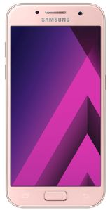 SAMSUNG SM-A320FL Galaxy A3 (2017) 16GB peach cloud DE (SM-A320FZINDBT)