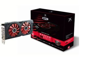 XFX VGA RX 570 4GB RS Black (RX-570P4DBD6)