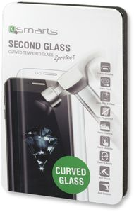 4smarts Glas screen protector For Samsung Galaxy S8  Curved glas (493013)