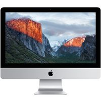 "iMac 21.5"" Retina 4K quad-core i5 3.1GHz/ 8GB/ 256GB_Flash/ Intel Iris Pro 6200/ Numeric Keyboard USB"