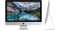 "iMac 27"" Retina 5K quad-core i7 4.0GHz/ 16GB/ 2TB Fusion Drive/AMD Radeon R9 M395 2GB/ Numeric Keyboard USB/Magic Trackpad 2"
