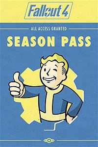 MICROSOFT MS ESD XbxXBO LV3PP GmAddnNS C2C Online Gaming Fallout4-Season Pass Download (7D3-00021)