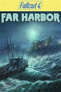 MICROSOFT MS ESD XbxXBO LV3PP GmAddnNS C2C Online Gaming Fallout4: Far Harbor Download (7D4-00131)