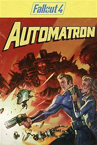 MICROSOFT MS ESD XbxXBO LV3PP GmAddnNS C2C Online Gaming Fallout 4: Automatron Download (7D4-00127)