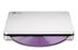 LG Slim External Slot Base DVD-W Retail Silver