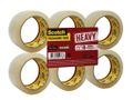 SCOTCH Packtejp Heavy 55mmx66m Transp 6/fp