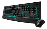 GAMDIAS RGB keybord with mouse