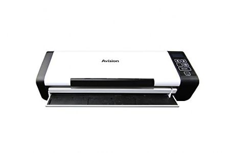 AVISION Document scanner Avision AD215 A4/ color/ 20 ppm/ duplex/ ADF/ 600dpi (FL-1507B)
