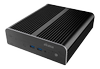 "AKASA Newton S7 fanless case for Intel 7th Generation NUC, 2.5"", black (A-NUC35-M1B)"