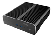 "AKASA Newton S7 fanless case for Intel 7th Generation NUC, 2.5"", black"