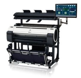 CANON MFP SCANNER M40-AIO+IPF785 2886V308 IN (M40-AIO/IPF785/KIT)