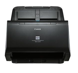 CANON DR-C240 SCANNER MIT P-208II BUNDLE               IN ACCS (0651C003-KIT)