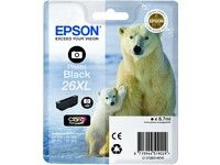 EPSON CLARIA PREMIUM INK PHOTO BLACK IN SUPL (C13T26314010)