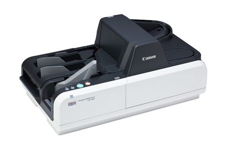 CANON CR190IL CHECK SCANNER A5 190PPM=380IPM 200P USB2       IN PERP (1009C003)