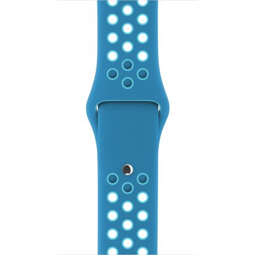 APPLE 42mm Blue Orbit/ Gamma Blue Nike SportB (MQ2W2ZM/A)
