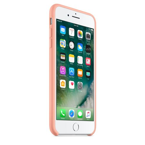 APPLE iPhone 7 Plus Silicone Case - Flamingo (MQ5D2ZM/A)