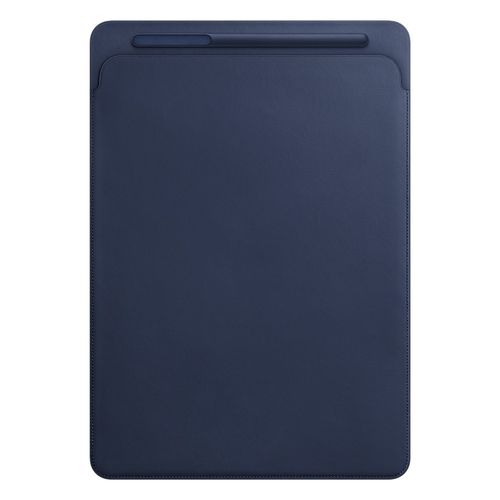 APPLE IPAD PRO 12.9IN LEATHER SLEEVE MIDNIGHT BLUE                    IN ACCS (MQ0T2ZM/A)