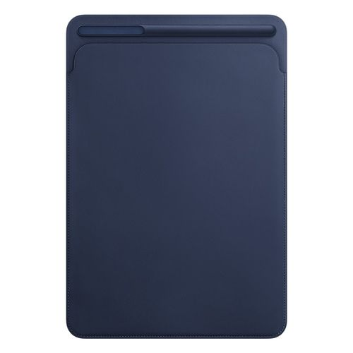 APPLE IPAD PRO 10.5IN LEATHER SLEEVE MIDNIGHT BLUE                    IN ACCS (MPU22ZM/A)