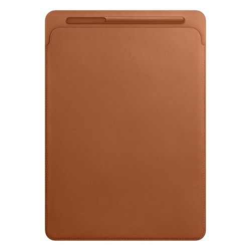 APPLE IPAD PRO 12.9IN LEATHER SLEEVE SADDLE BROWN                     IN ACCS (MQ0Q2ZM/A)