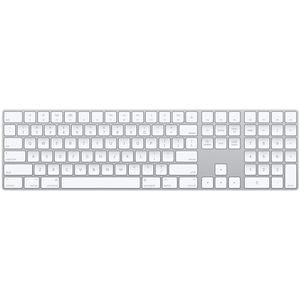 APPLE MAGIC KEYBOARD W NUMERIC KEYPAD US ENGLISH                       US PERP (MQ052LB/A)