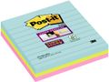 POST-IT POST-IT Sup Stic Miami linj 101x101 3/FP