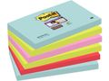 POST-IT POST-IT Sup Stic Miami 76x127 mm 6/FP