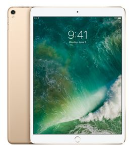 APPLE 10.5IN IPAD P WI-FI 512GB GOLD IOS                         ND SYST (MPGK2KN/A)