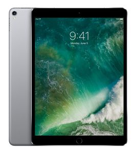 APPLE 10.5IN IPAD P WI-FI 256GB SPACE GREY IOS                   ND SYST (MPDY2KN/A)