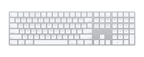 APPLE Apple Magic Keyboard with Numeric Keypad - Norwegian (MQ052H/A)