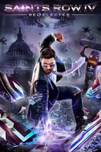 MICROSOFT MS ESD XbxXBO LV 3PP GonD N/SC2C Online Gaming SaintsRowIV Re-Elected Gm Download (G3Q-00019)