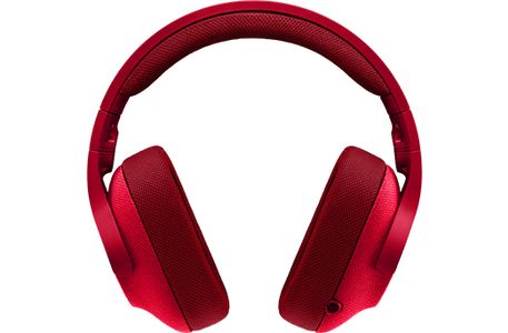 LOGITECH G433 GAMING HEADSET - RED EMEA                             IN ACCS (981-000652)