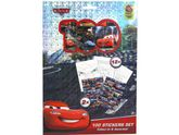 Cars 100 stickers holograf / JM JIRI MODELS (731049)