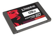KINGSTON 128GB SSDNow KC400 SSD SATA3 2.5in 7mm height