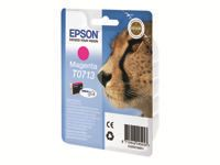 EPSON T0713 Magenta Ink Cartridge SX200/ 205/ 210/ 215/ 400/ 405/ 410/ 510/ 600/ 610 (C13T07134011)