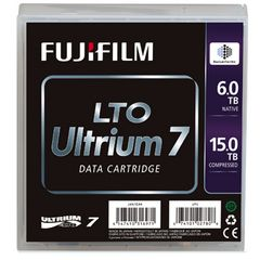 FUJI LTO 7 Ultrium 6-15 TB Standard Pack Label (18545*20)