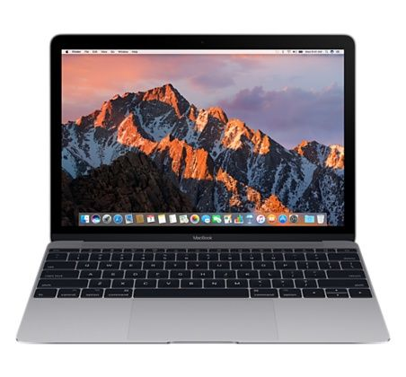 "APPLE MacBook 12"" Space Gray Intel Dual Core i7 1.4GHz, 16GB, 512GB Flash Storage (Z0TY-PM-MNYG2H/A)"