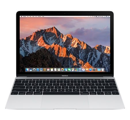 "APPLE MacBook 12"" Space Gray 1.4GHz Intel Dual-Core Core i7, 8GB, 256GB Flash Storage (Z0TX-P-MNYF2H/A)"