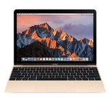 APPLE 12-inch MacBook: 1.2GHz dual-core Intel (2017) NB: kun 1 Thunderbolt 3-port (MNYK2H/A)