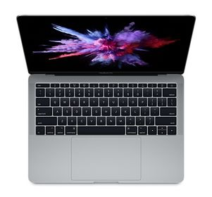 "APPLE MacBook Pro 13"" Space Gray Dual-core i5 2.3GHz, 16GB RAM, 256GB PCIe SSD, Intel Iris Graphics (Z0UK-M-MPXT2H/A)"