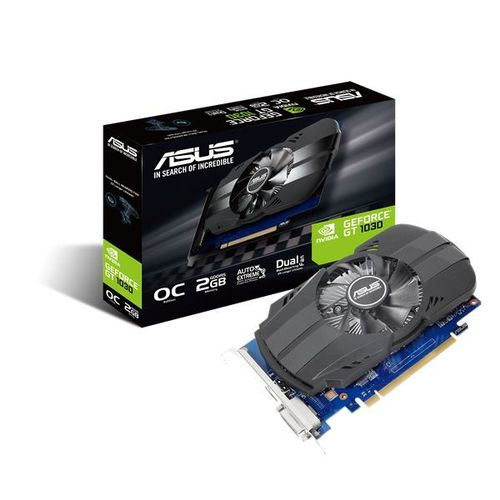 ASUS GeForce GT 1030 OC 2GB (PH-GT1030-O2G)