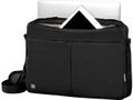 "WENGER / SWISS GEAR Format 16"" Laptop Slimcase, Tablet Pocket Black"