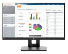 HP Display VH240a 24in FHD LED IPS AG 16:9 1920x1080 Height Adjustable speakers 1/1/0