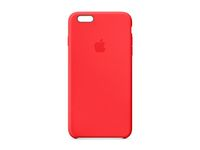 IPHONE 6 PLUS SILICONE C (RED)